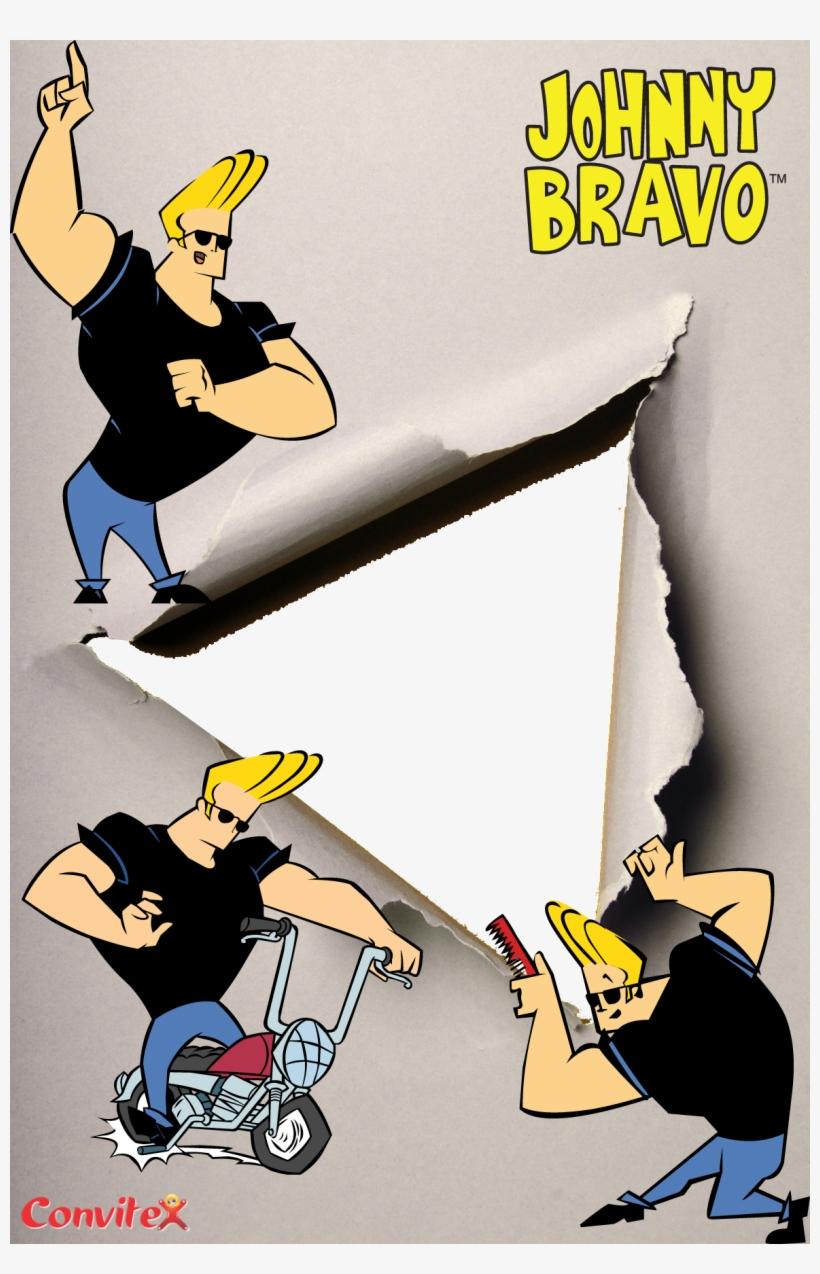 Anúncios - Johnny Bravo, transparent png #9583741