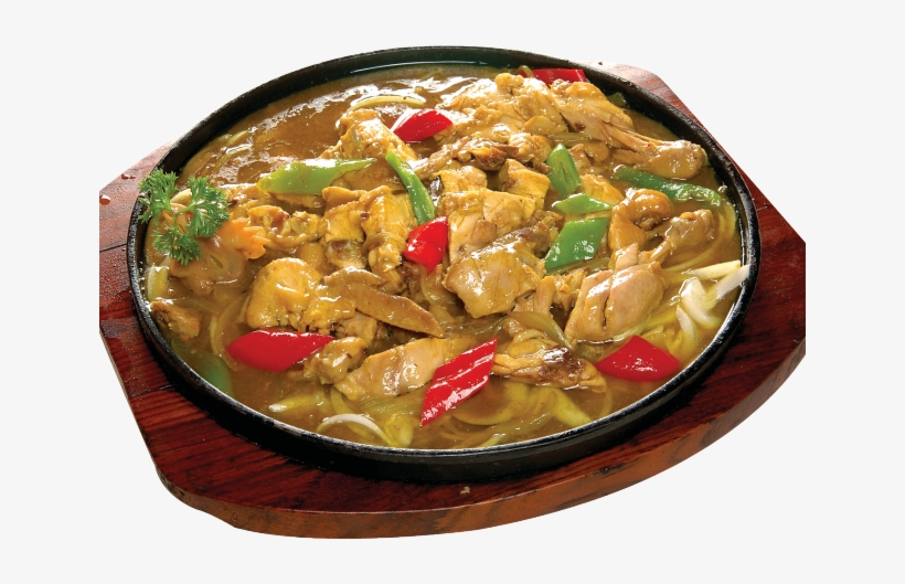 Chicken Curry Clipart Yellow Curry - Chicken Curry Images Png, transparent png #9589356