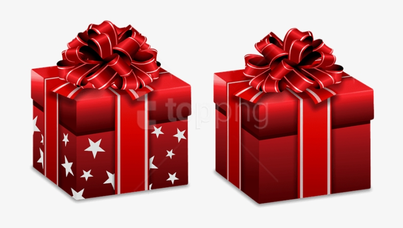 Free Png Download Christmas Gifts Png Images Background - Transparent Background Christmas Gifts Png, transparent png #9590050
