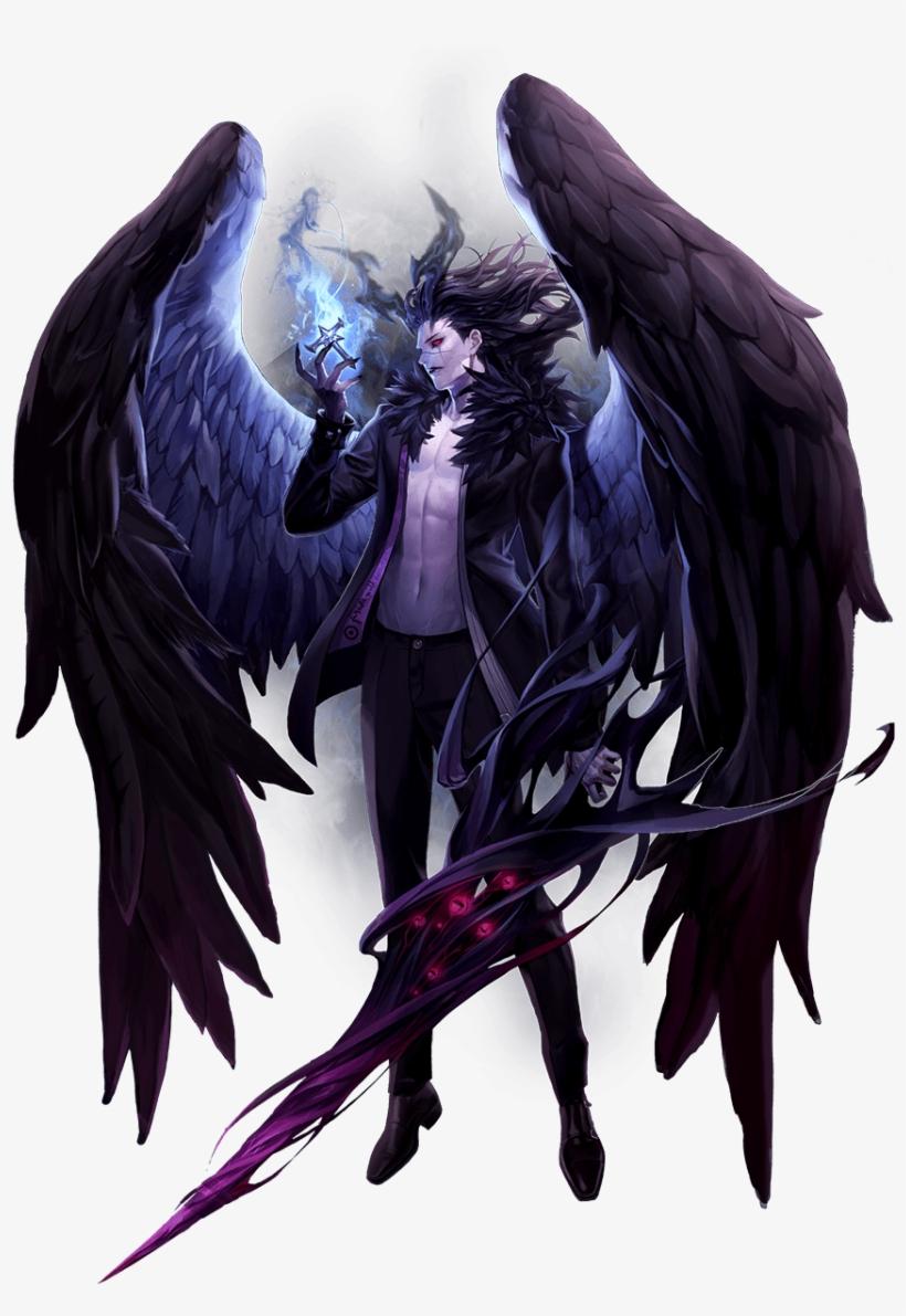 Demon Anime Concept Art, transparent png #9597230