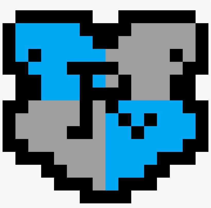 Ravenclaw - Pixel Art Harry Potter Ravenclaw, transparent png #9597387