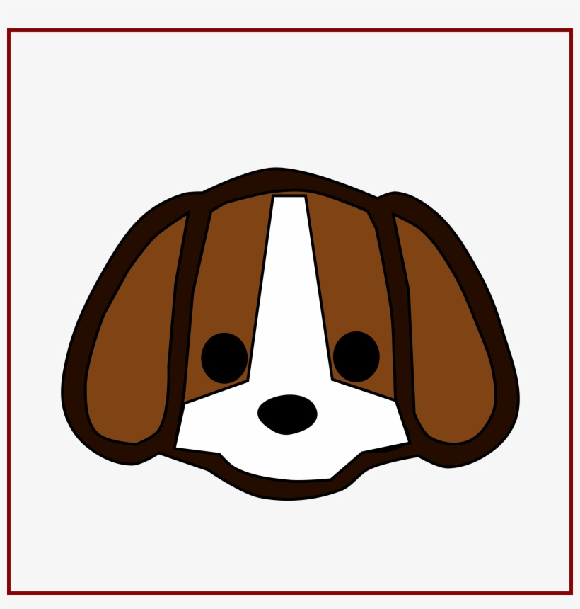 Amazing Clipart Dog Picture For Cartoon Head Popular Dog Png Face Icon Free Transparent Png Download Pngkey