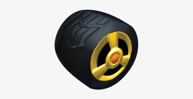 Mk7 Standard Wheel - Roller Wheels Mario Kart 7 - Free Transparent