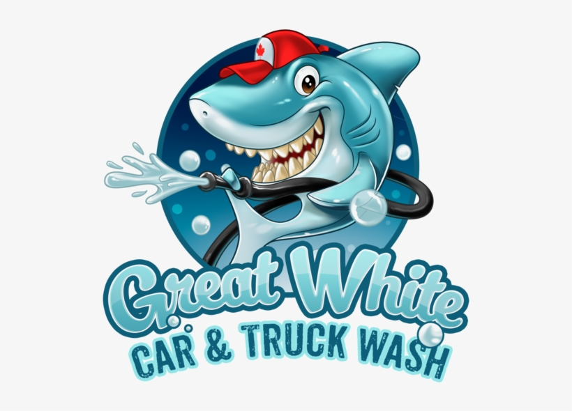Well Over 200,000 People In 6 Growing Communities And - Great White Car And Truck Wash, transparent png #963605
