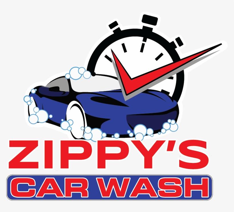 Logo Of Zippy's Car Wash Business - Zippy's Car Wash, transparent png #963994