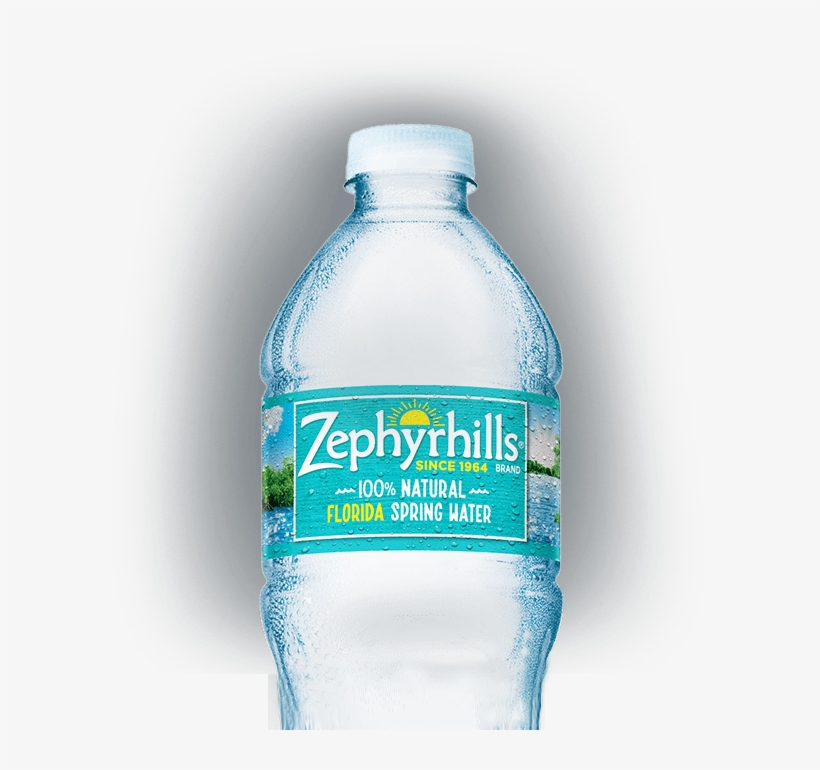 Bottle Icons Clipart Library Download - Zephyrhills 100% Natural Spring Water 12 Fl. Oz. Bottle, transparent png #964340