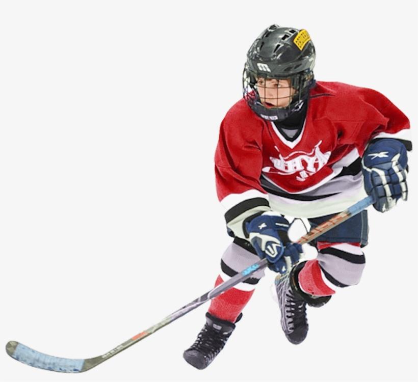 Hockey Transparent - Hockey Player Png Transparent, transparent png #967625