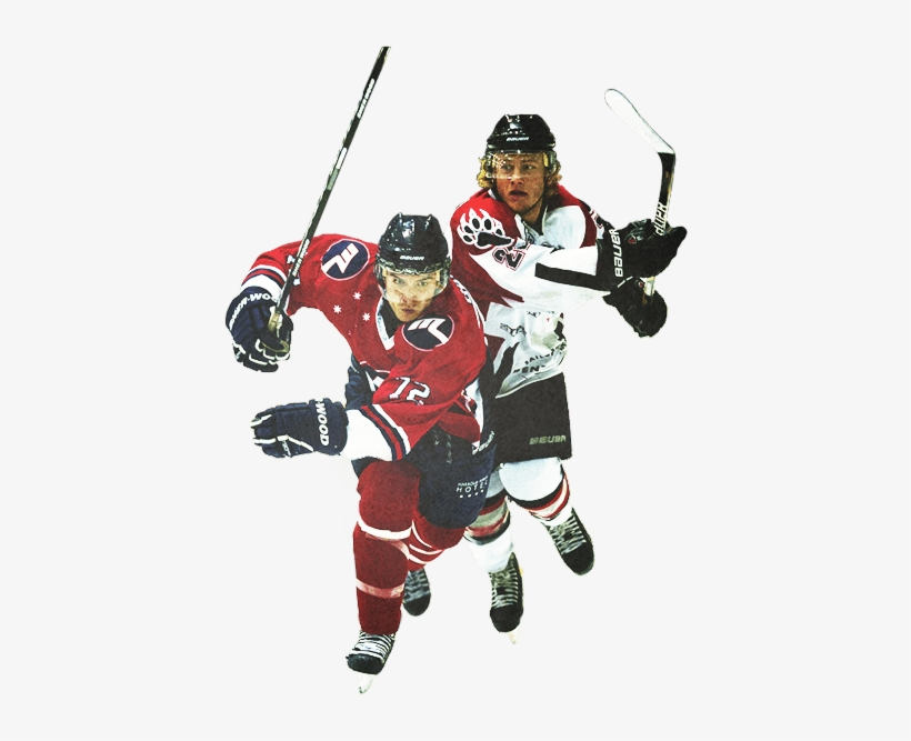 Elite Ice Hockey Players From The Us And Canada Are - Canada Ice Hockey Png, transparent png #967810