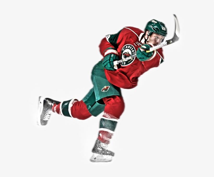 Suter - Transparent Hockey Player, transparent png #968535