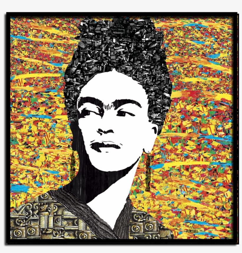 Frida Kahlo - Visual Arts, transparent png #9601124