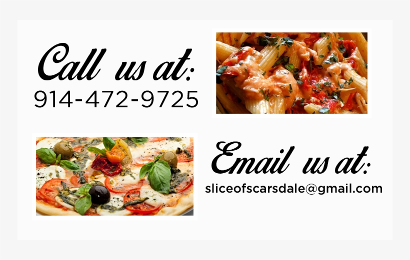 Slice Of Scardale Pizza - California-style Pizza, transparent png #9608681