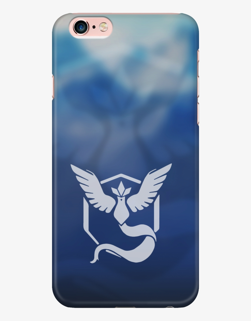 Team Mystic Pokemon Go Cell Phone Case
