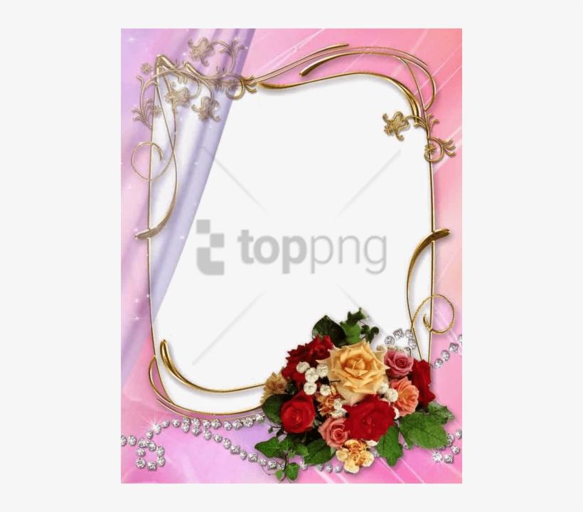 Free Png Download Wedding Frames Hd Png Images Background - Wedding Photo Frame Design, transparent png #9616128
