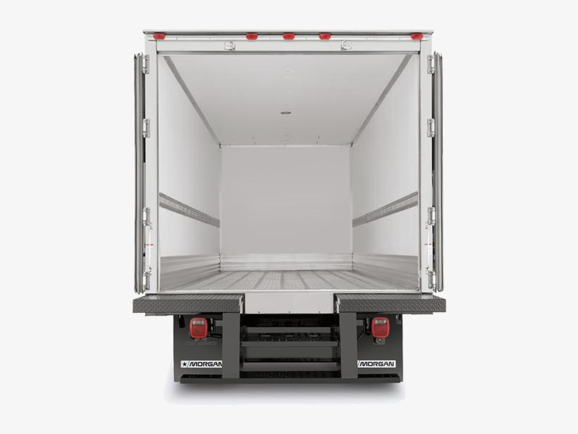 Covered Trucks Truck Back Door Open Free Transparent Png Download Pngkey