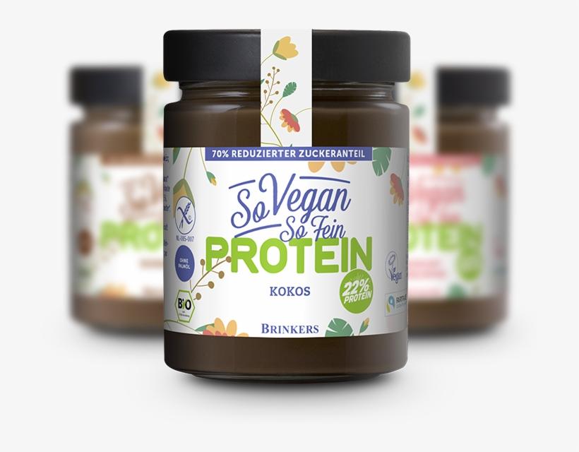 So Vegan So Fine Protein - So Vegan So Fein Protein, transparent png #9617644