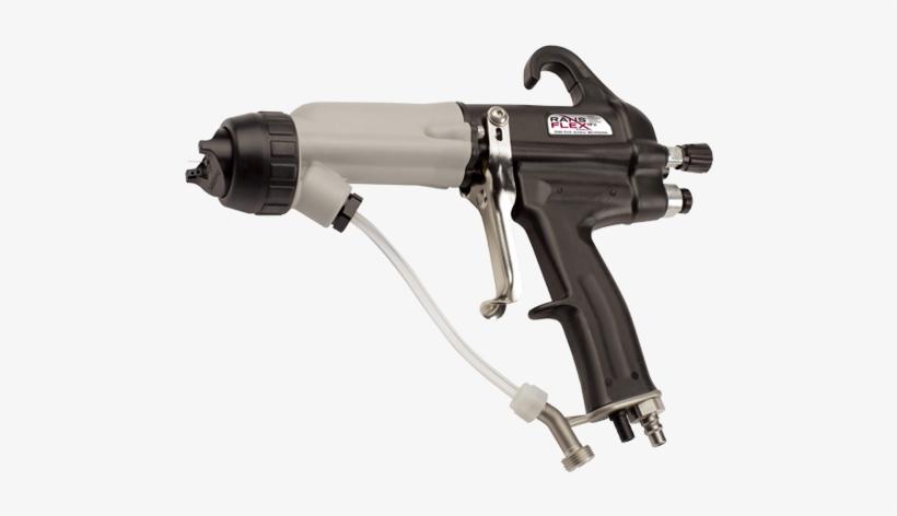 Electrostatic Hand Gun Ransflex Rx/rfx - Airsoft Gun, transparent png #9621693