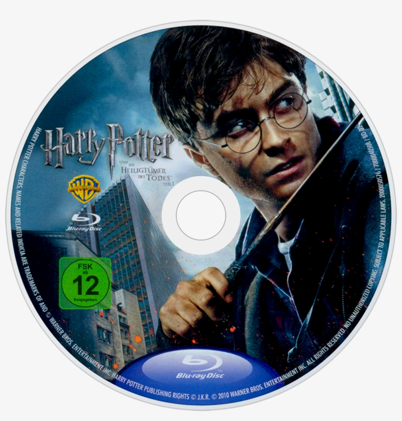 Explore More Images In The Movie Category - Harry Potter And The Deathly Hallows Part 2 Cd, transparent png #9632170