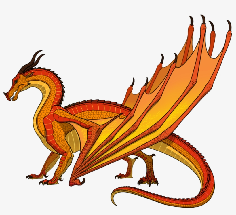 Hybrid And Special Dragons - Wings Of Fire Dragon, transparent png #9634670