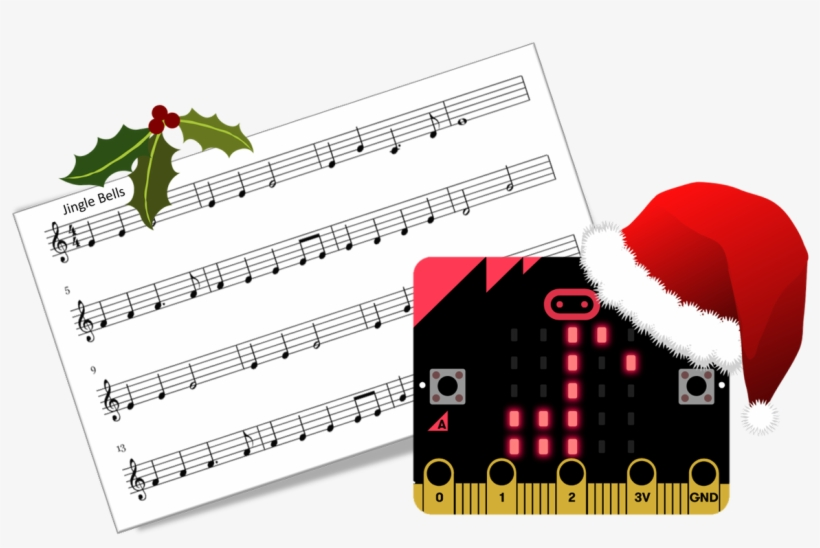 Tackle A Number Of Christmas Themed Activities Including - Microbit Round Number To Two Decimal Places, transparent png #9636365