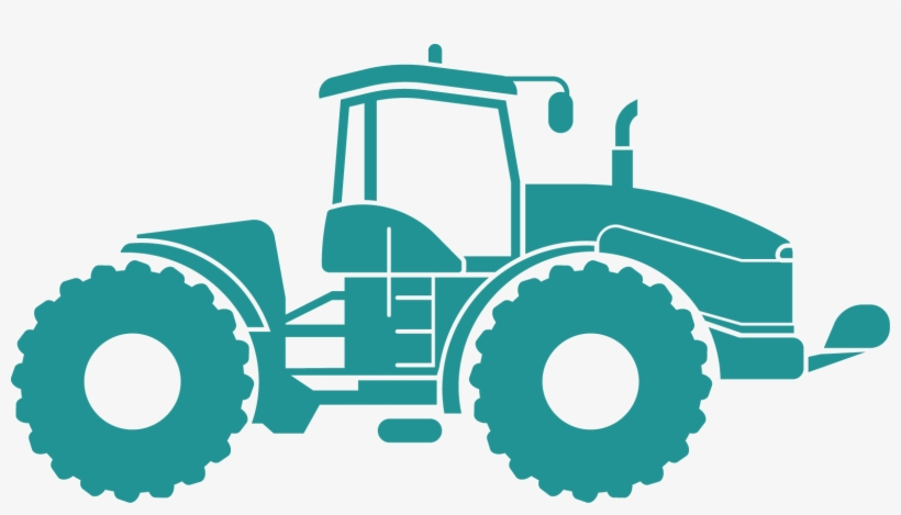 Jpg Royalty Free Stock Agricultural Machinery Tractor - Farm Equipment Clipart, transparent png #9647520