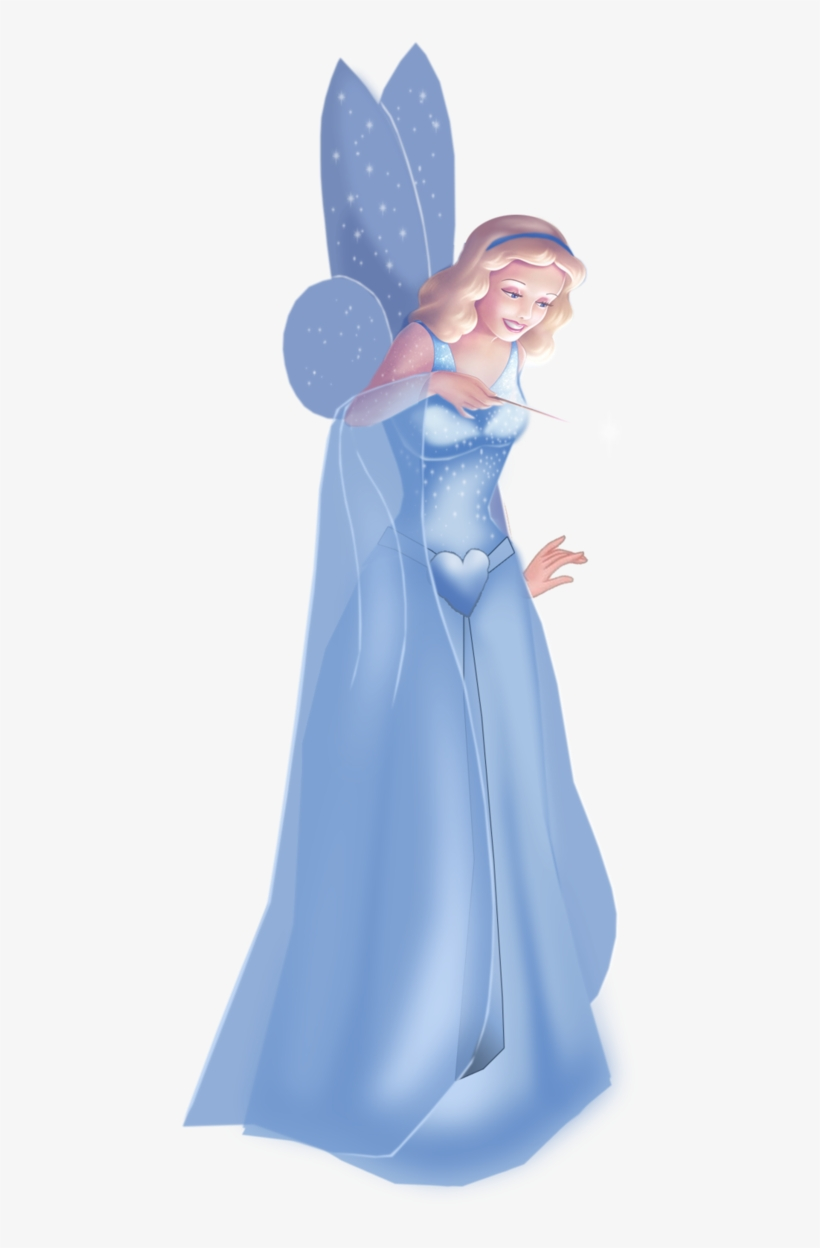 Image Library Download Pinterest Clipart And Pinocchio - Disney The Blue Fairy, transparent png #9655956