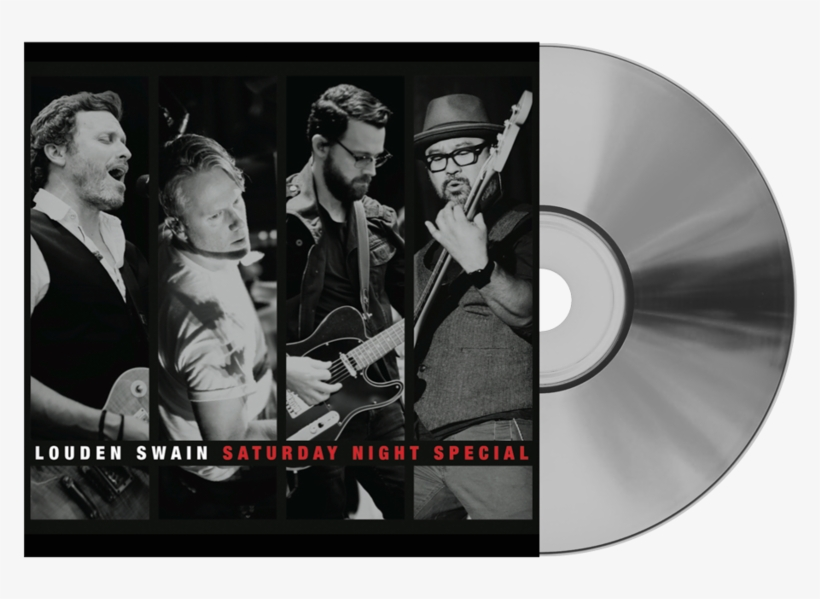 Saturday Night Special [ Cd ] - Louden Swain Saturday Night Special, transparent png #9659086