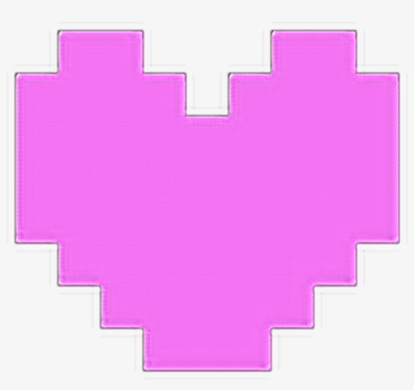 Undertale Glitchtale Soul Fear Heart Freetoedit Undertale Soul Sprite Free Transparent Png Download Pngkey