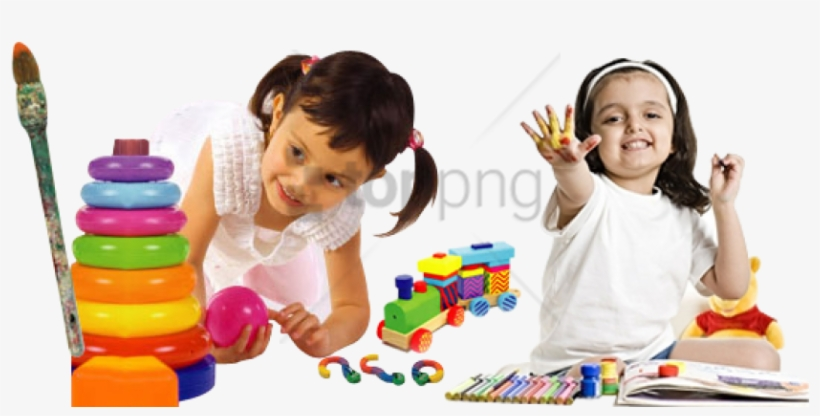 Free Png School Children Images Png Png Image With - Play School Kids, transparent png #9663774