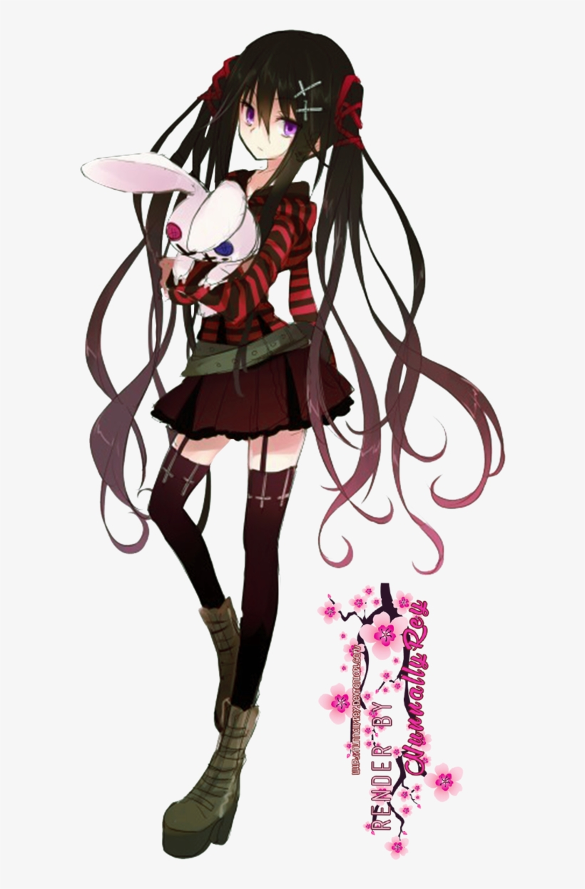 Anime Girl Anime People, Neko, Anime Characters, Bella, - Creepy Anime Girl Render, transparent png #9664093
