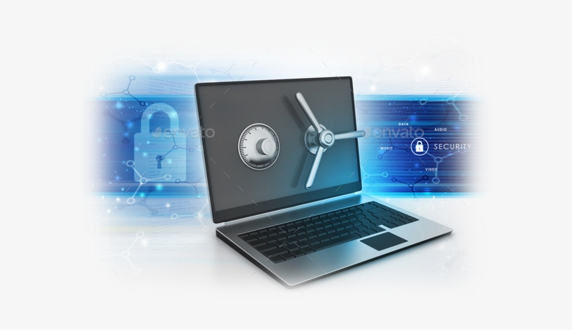 Data Security Png - Personal Computer, transparent png #9671239