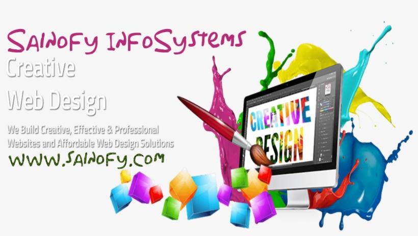 Creative Web Designer Png, transparent png #9671790
