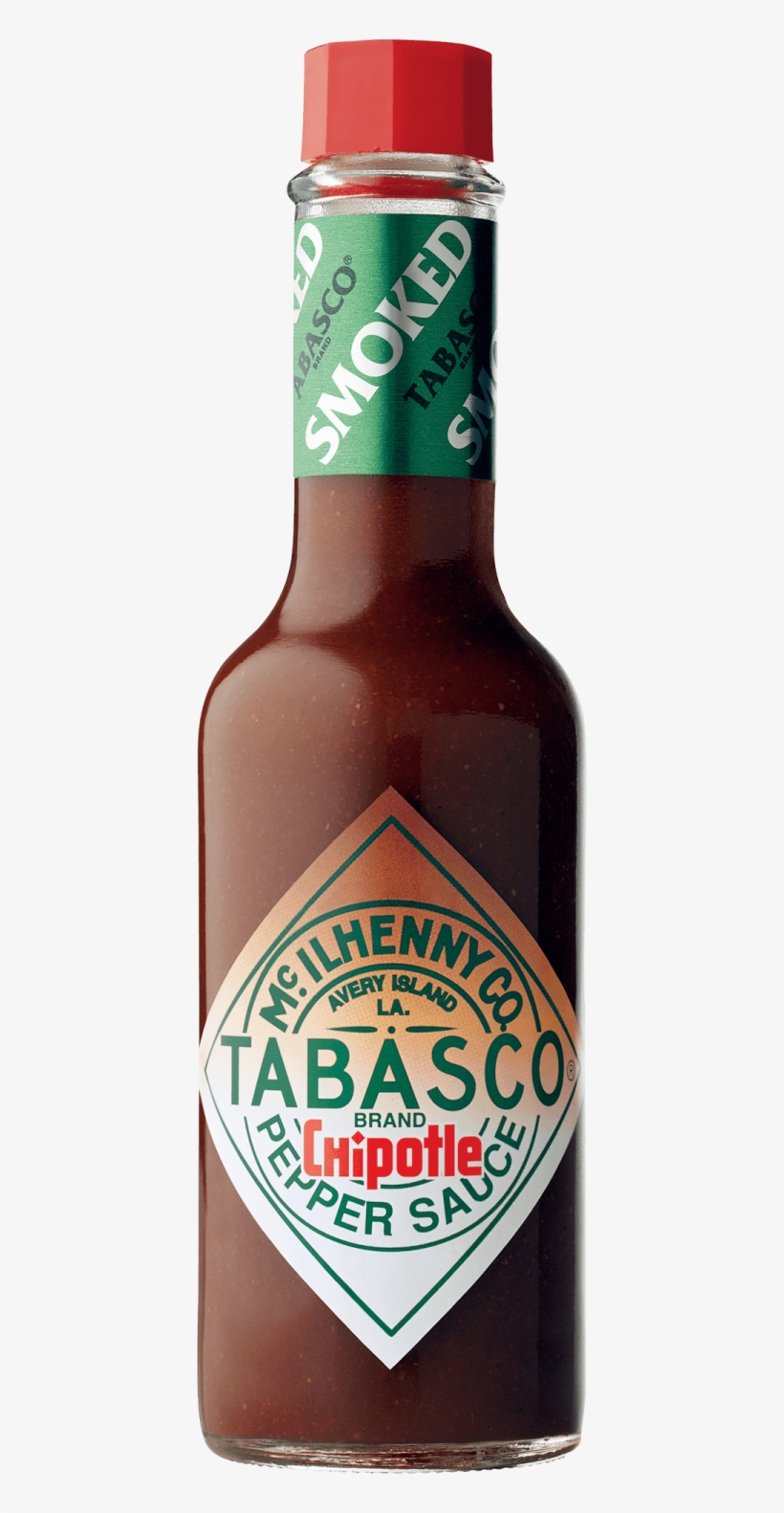 Spice-rub Baby Back Ribs With Chipotle Bbq Sauce Plus - Tabasco Sauce, transparent png #9674712