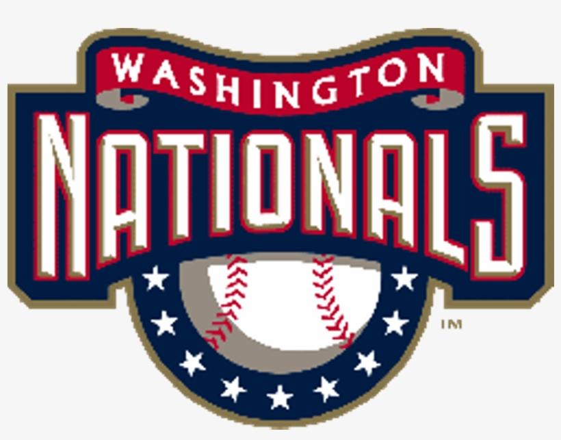 Washington Nationals Logo Transparent, transparent png #9678306