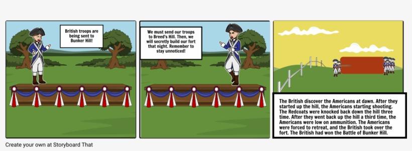Battle Of Bunker Hill Cartoon Free Transparent Png Download Pngkey