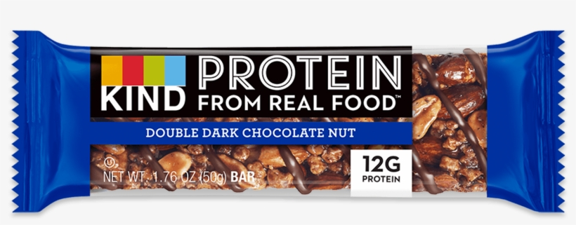 Null - Kind Protein Bar Crunchy Peanut Butter, transparent png #9685723