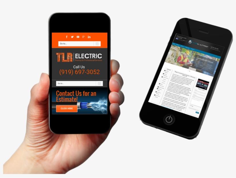 Mobile Responsive Website Design - Mobile Friendly Mobile Responsive, transparent png #9699023