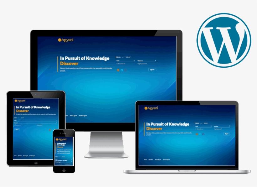 Responsive Website Development - Portfolio Mobile Website Design, transparent png #9699159