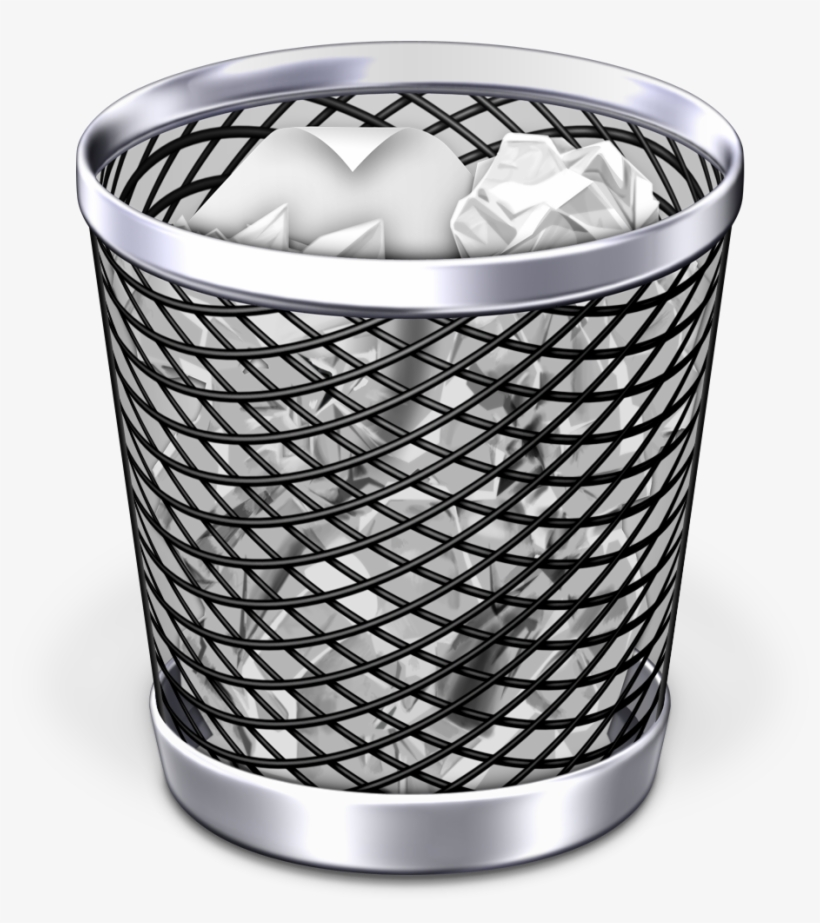 Free Png Trash Can Png Images Transparent - Trash Bin Png, transparent png #970383