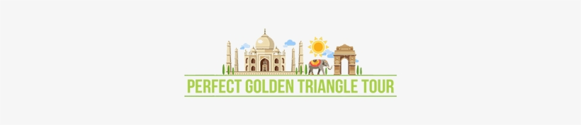 Golden Triangle Tour Packages - Logo Golden Triangle Tour, transparent png #974281