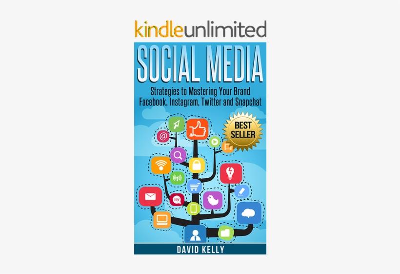 Strategies To Mastering Your Brand- Facebook, Instagram, - Digital Marketing Books 2017, transparent png #974470