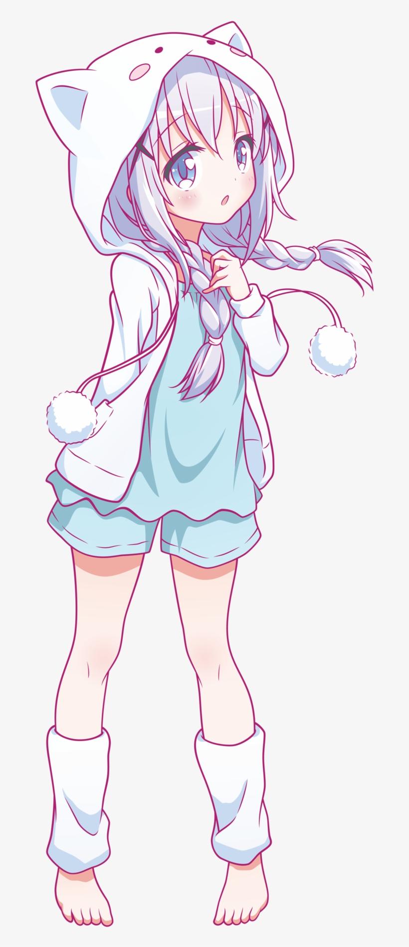 Chibi Neko Girl by axelsflame0o on DeviantArt  |Chibi Anime Neko Girl