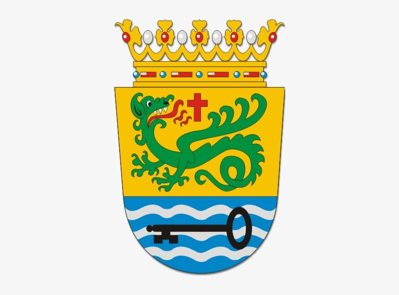 Escudo De Puerto De La Cruz - Ayuntamiento Puerto De La Cruz, transparent png #977440