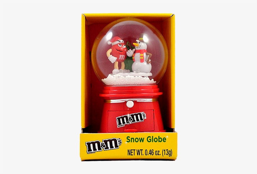 M&m's Snow Globe - M & M Ice Cream Cones, 6 Pack - 6 Cones, 21 Fl, transparent png #978642