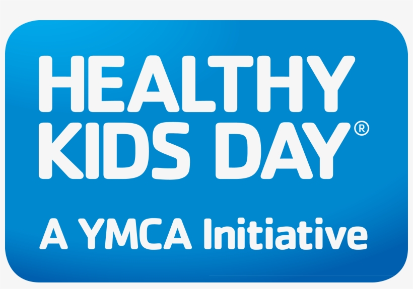 Awaken Summer Imagination In Your Child At Healthy - Ymca Healthy Kids Day Logo, transparent png #9700368