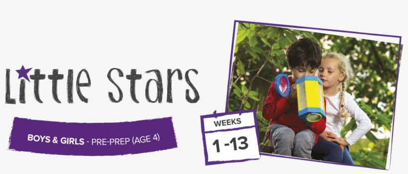 Our Little Stars Courses Are Based In Our 'pre Prep' - Child, transparent png #9701082
