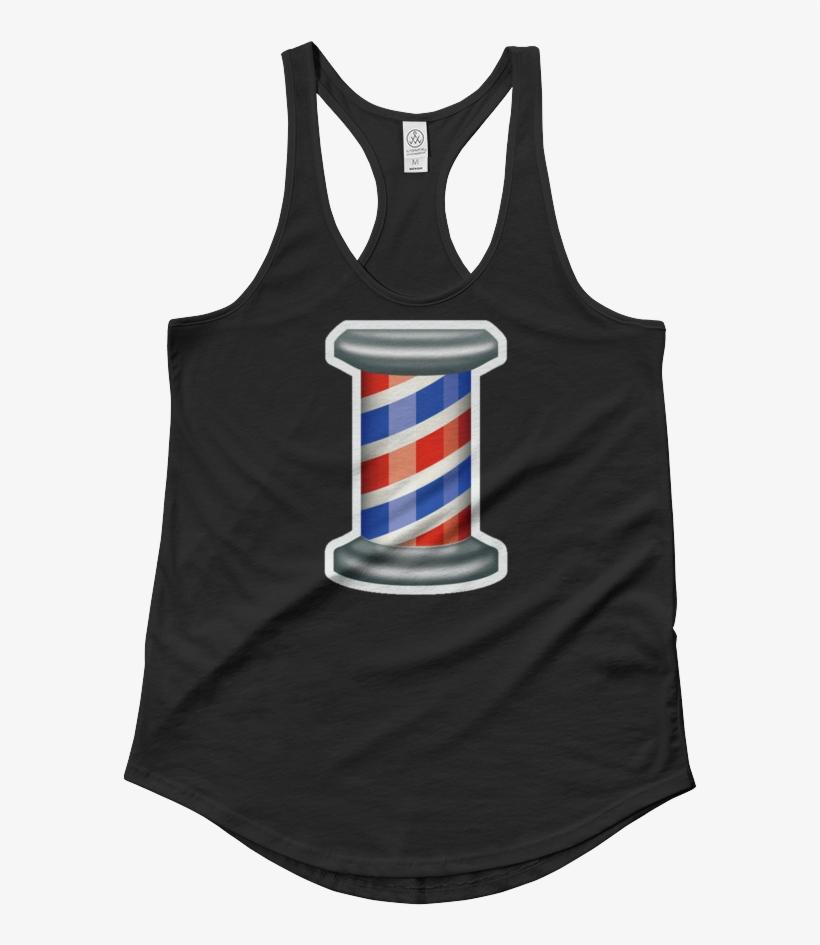 Women's Emoji Tank Top - Shes My Drunker Half, transparent png #9704495