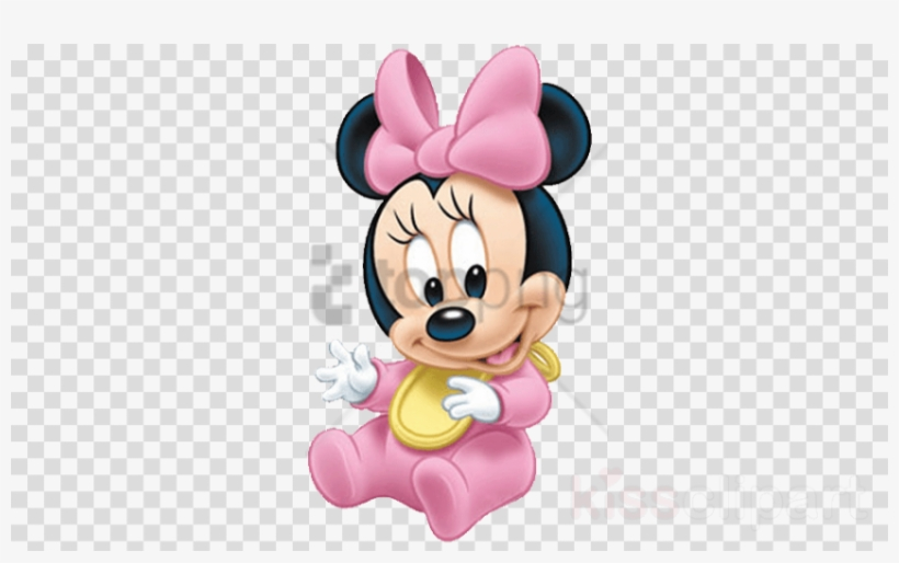 Free Png Imagenes De La Minnie Bebe Png Image With - Minnie Mouse Bebe Png, transparent png #9719449