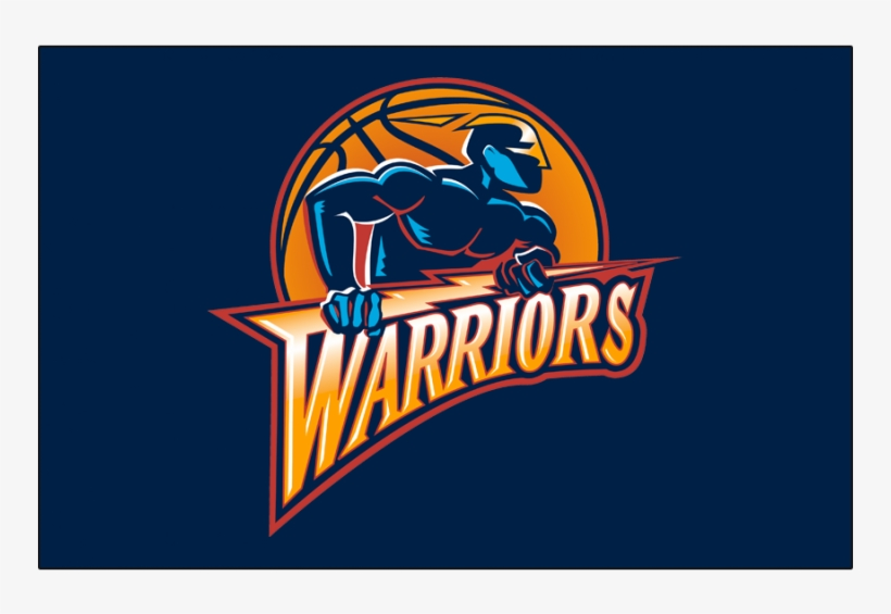 Golden State Warriors Logos Iron On Stickers And Peel-off - Golden State Warriors, transparent png #9720571