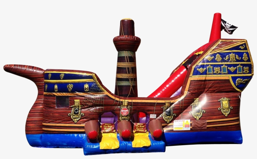 Pirate Bounce House Rentals San Diego, transparent png #9726360