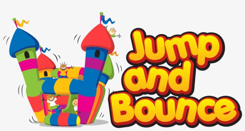 Banner Free Stock Bouncing House Frames Illustrations - Bouncy Castle Clip Art, transparent png #9726588